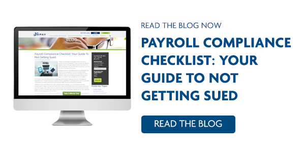 Blog - Payroll Compliance