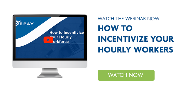 Webinar - How to incentivize your hourly workforce