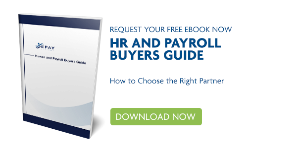 eBook - HR and Payroll Buyers Guide