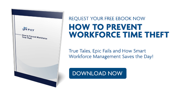 eBook - How to prevent workforce time theft