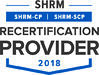 SHRM Recertification Provider CP-SCP Seal 2018_CMYK