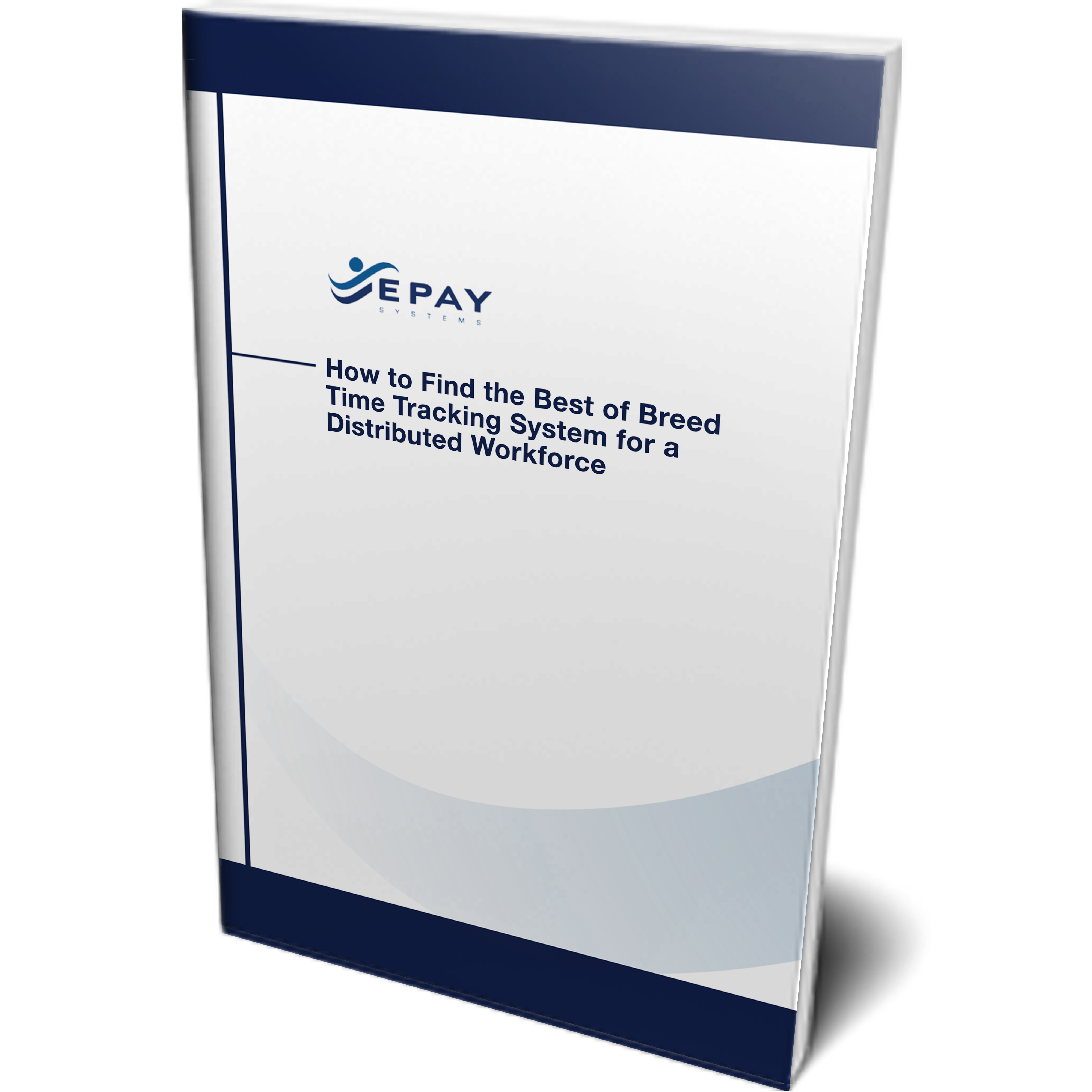 eBook - How to Find the Best of Breed Time Tracking Systen