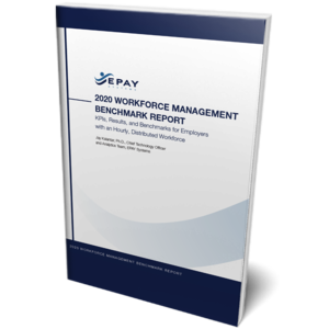 eBook - 2020 Workforce Management Benchmark Study