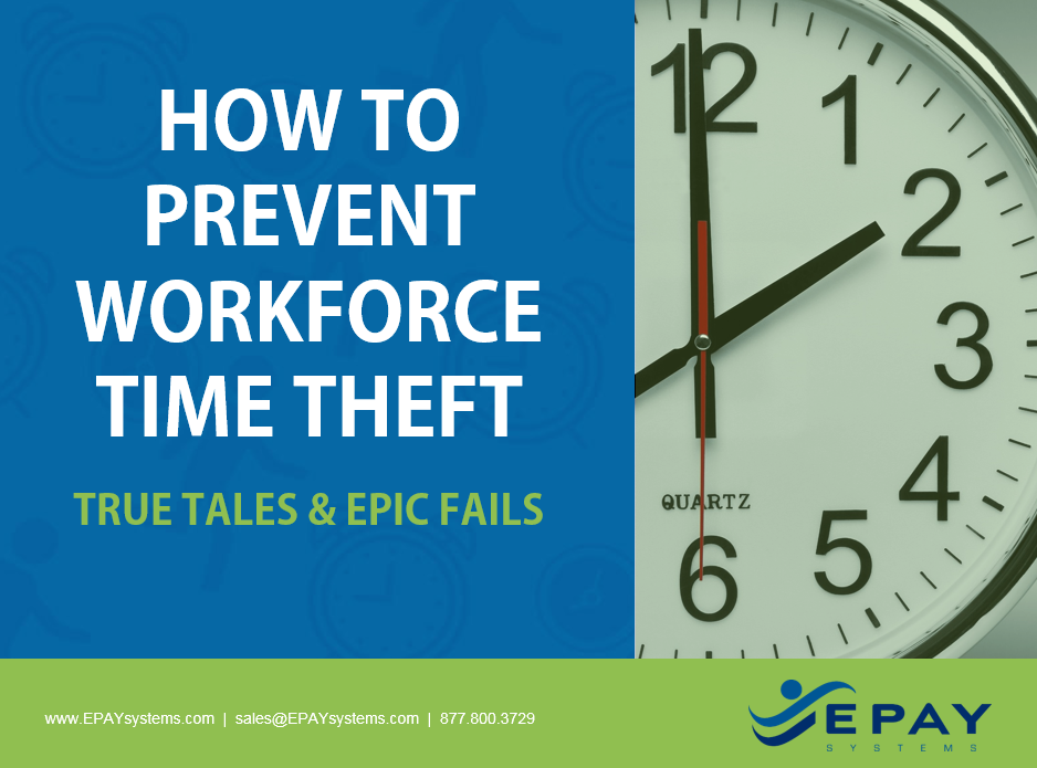 preventing workforce time theft